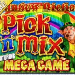 Rainbow Riches Pic n Mix Free Play