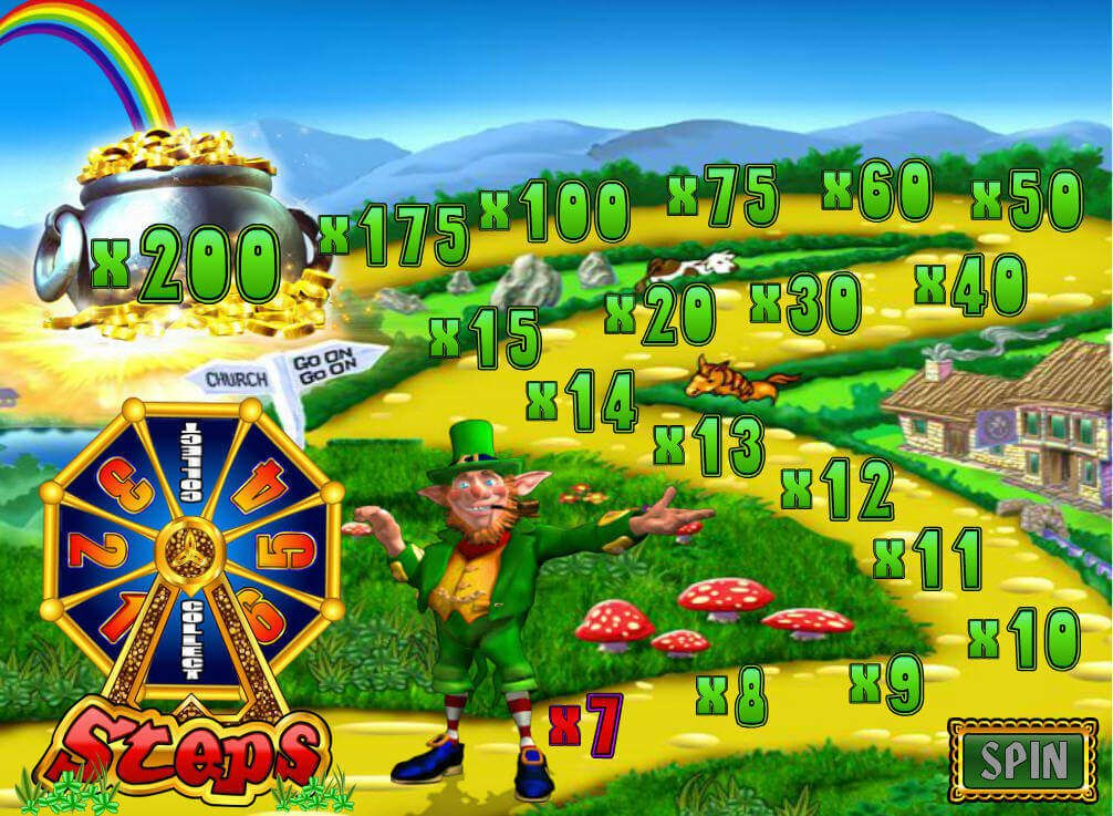 rainbow riches road to riches bonus