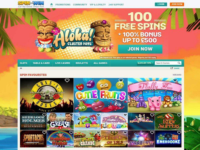 Spin_and_Win_casino_new_home_page