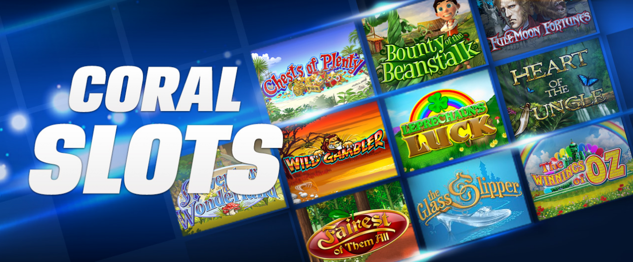 , Coral Casino Review – Coral Free Slots