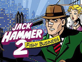 Jack Hammer 2 Slot Machine