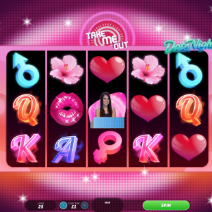 Take Me Out Date Night Slot Review & Bonuses