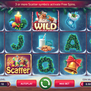 Secrets of Christmas Slot Review & Bonus