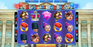 Beat the Bobbies slot game