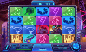 Wild Beats slot machine