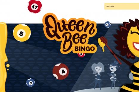 Play Queen Bee Bingo