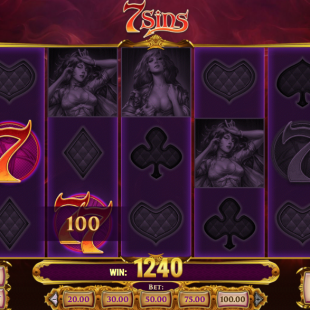 7 Sins Slot Review & Bonus