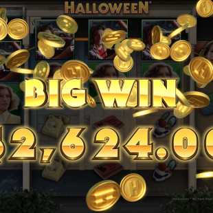 Halloween Slot Review & Bonus