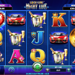 Lock It in Night Life Slot Review & Bonus