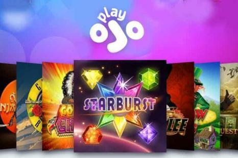 Play PlayOJO Casino Slots