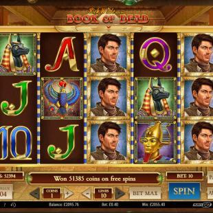 Rich Wilde and The Book of Dead Slot