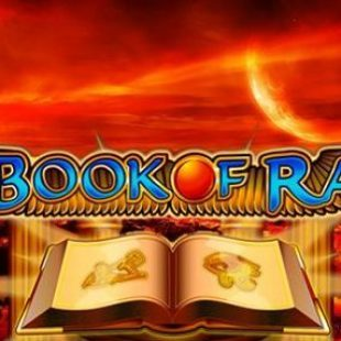 Play The Book of Ra Slot