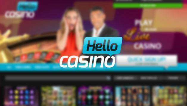 Play Hello Casino