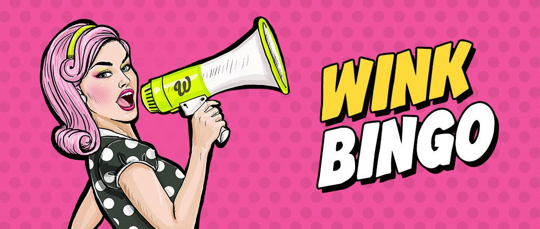 Wink Bingo Deposit £10, Play Bingo & Slots With £50!