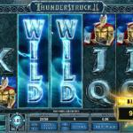Play Thunderstruck 2 slot with a no deposit required bonus
