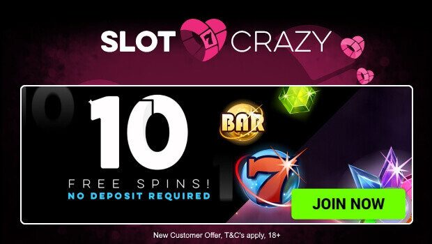 10 Free Spins No Deposit Required