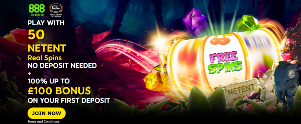 Play With 50 Netent Real Spins No Deposit Needed