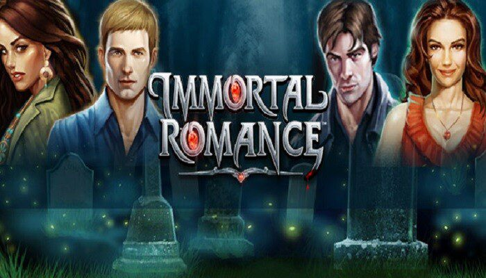 Immortal Romance Slot 2021