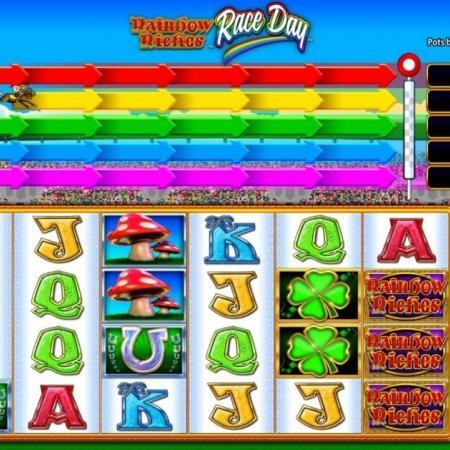 Rainbow Riches Race Day Slot