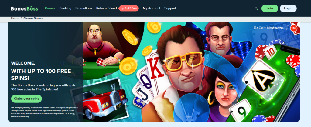 Casino-Games-30-Exclusive-Online-Slots-Generous-Casino-Bonus-100-free-spins-no-deposit-needed.